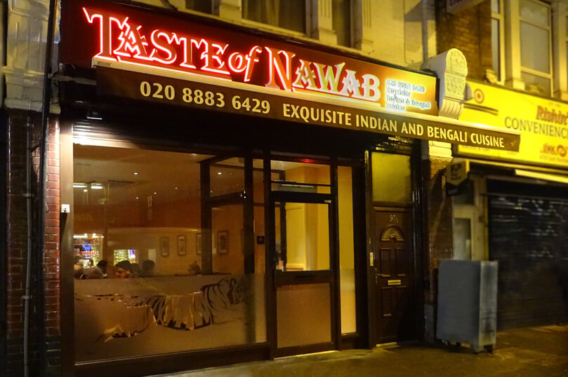 Taste of nawab award winning indian restaurant for Abduls indian bengali cuisine